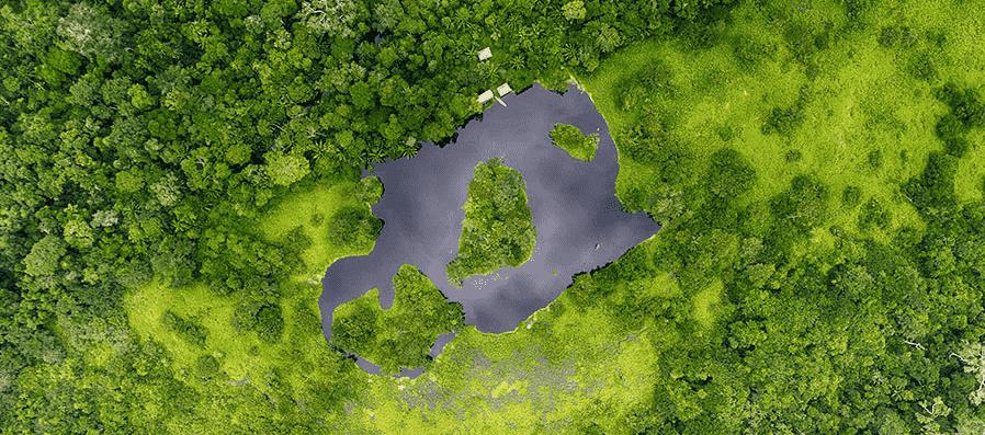 Lago Apu Victor